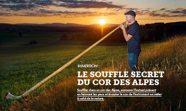 fribourg region magazine tourisme cor des alpes