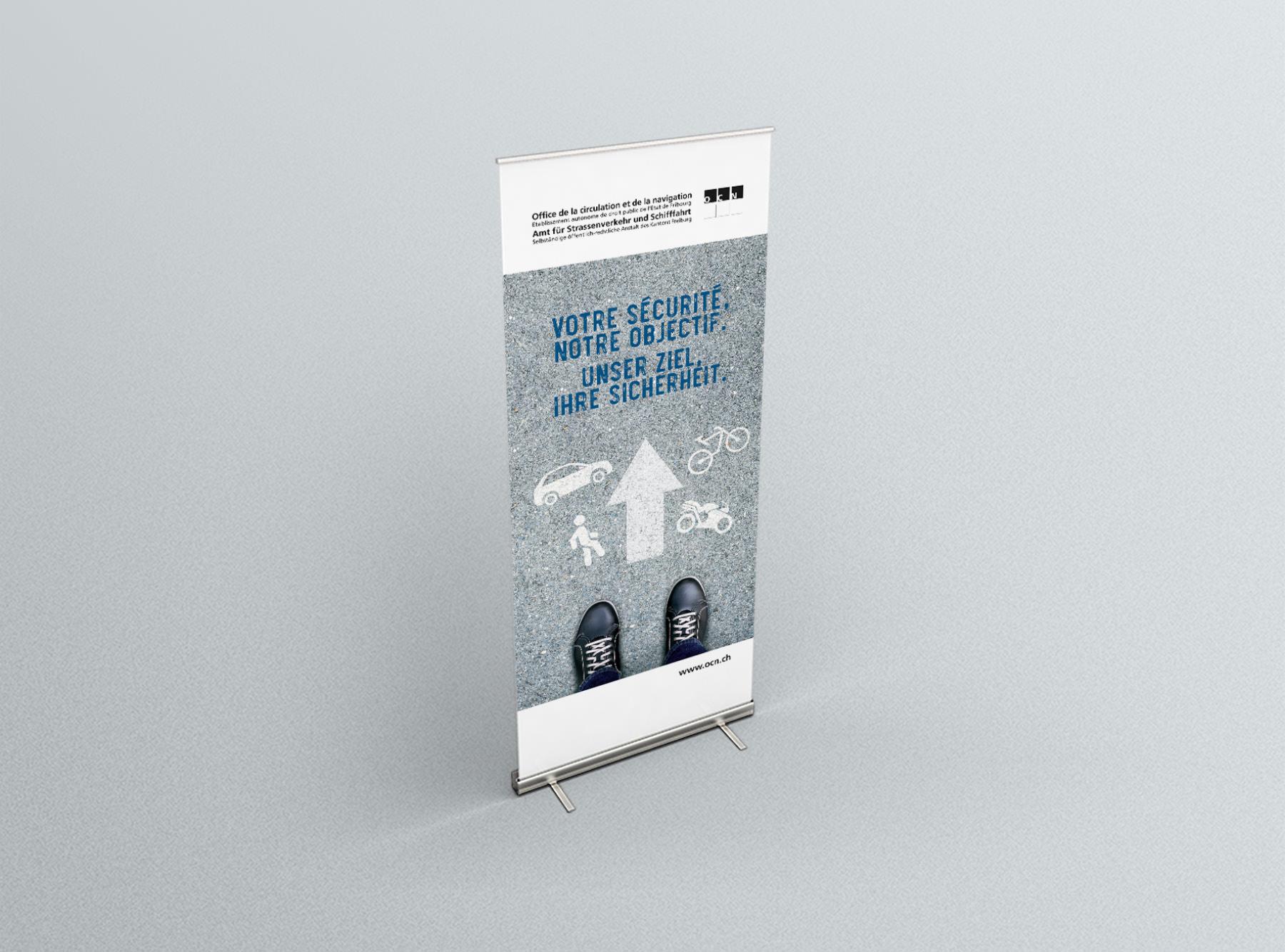 ocn rollup campagne prévention sécurité