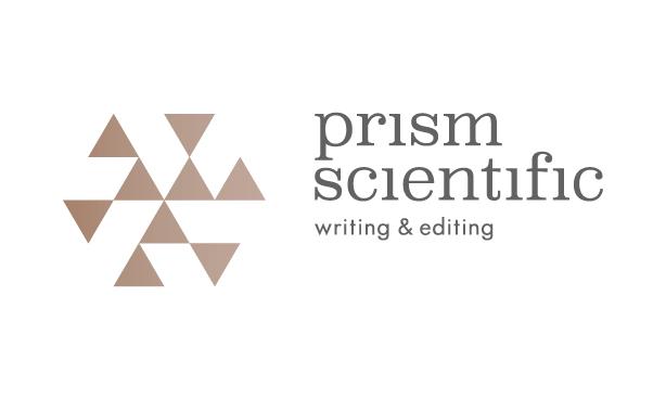 prismscientific logo design identité portfolio
